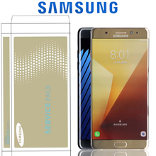 ORIGINAL 5.7 LCD For SAMSUNG GALAXY Note 7 Note FE N930 N930F Display Touch Screen Digitizer Assembly Replacement With Frame