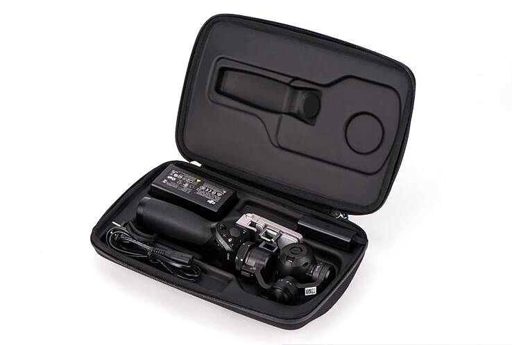 New DJI OSMO waterproof admission package can put the battery charger Disposable housing head / battery / other accessories