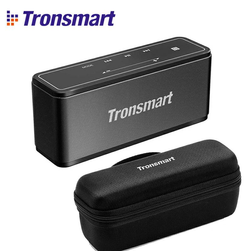 Tronsmart Mega Bluetooth Speaker TWS 40W Wireless Speaker Subwoofer Surround 3D Digital Sound Output NFC 20m