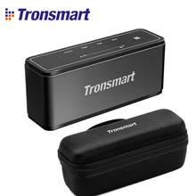 Tronsmart Mega Bluetooth 5.0 głośnik TWS 40W wyjście bezprzewodowy Subwoofer kolumnowy 3D cyfrowy dźwięk przestrzenny NFC przenośny Soundbar