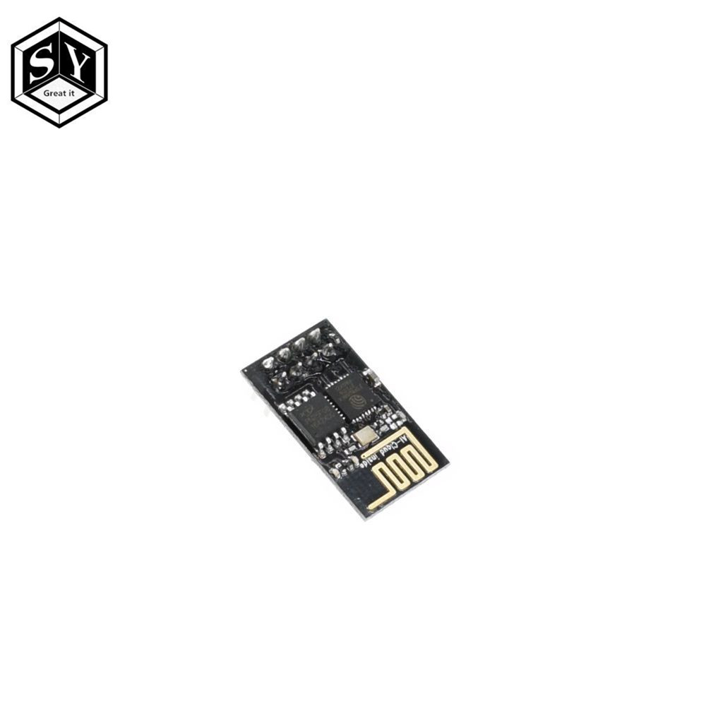 1pcs Upgraded Version Esp 01 Esp8266 Serial Wifi Wireless Module Water Alarm Circuit With Transceiver In Integrated Circuits From Electronic Components Supplies On
