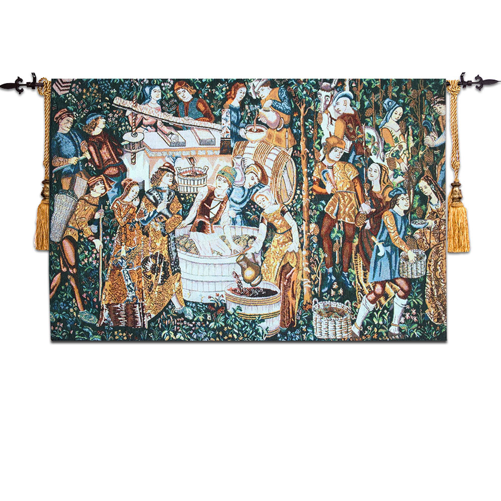 Decor Medieval Peinture