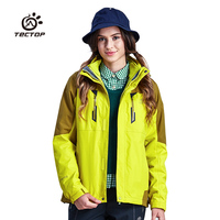 Camping Windbreaker Ski Jacket Mountaineering Jacket Waterproof Clothing Windbreaker Outdoor Climbing Hiking Jacket For Women