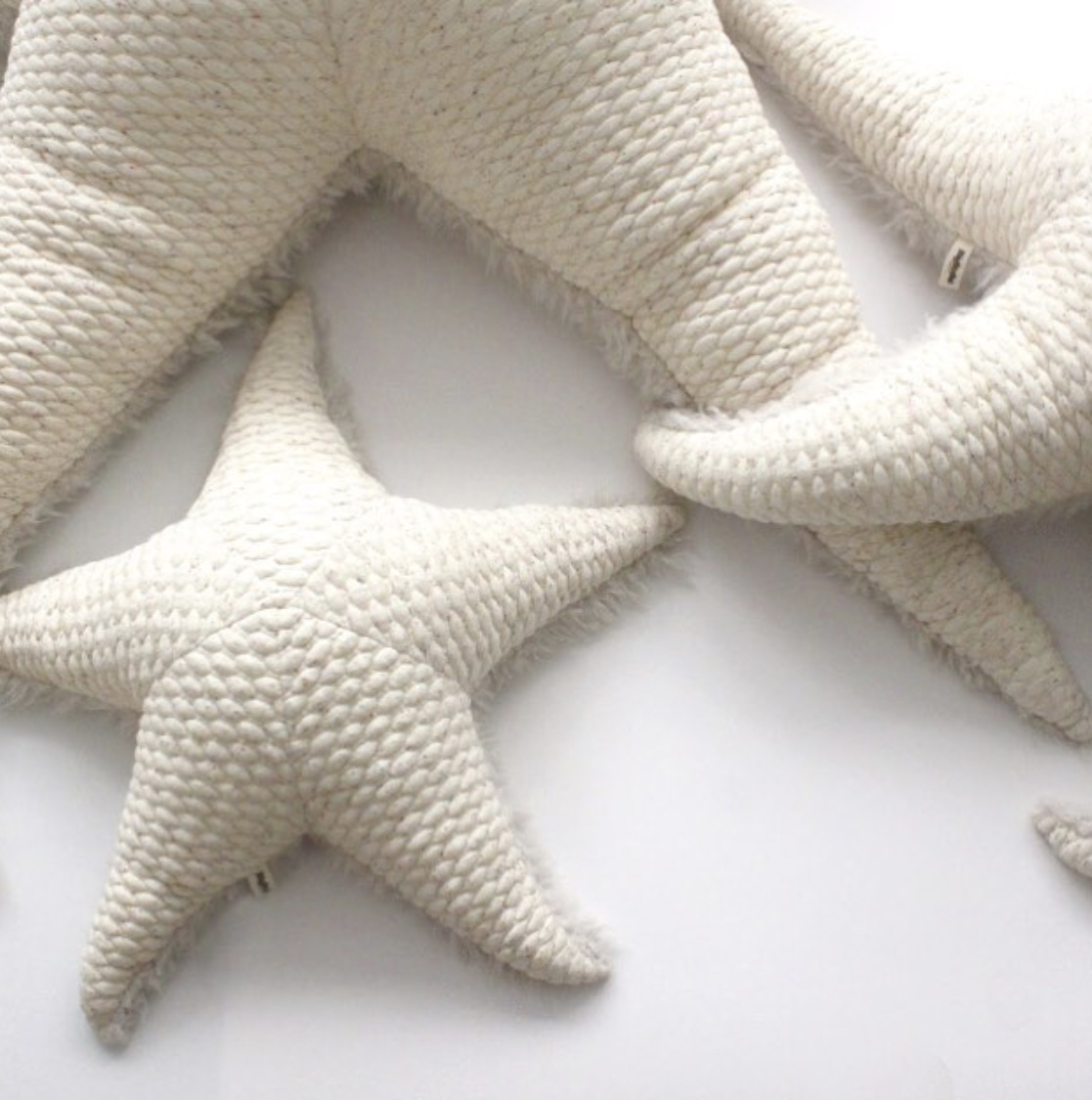INS new starfish jouet salon oreiller coussin enfants de chambre décorées en peluche poupée bébé protection de la tête bébé chambre décoration