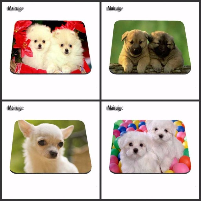 Good White Anime Adorable Dog - Mairuige-Anti-Slip-Laptop-Thicken-Gaming-Cartoon-Comfy-Anime-Two-Cute-Dog-Mouse-Pad-Computer-Laptop  Picture_983986  .jpg