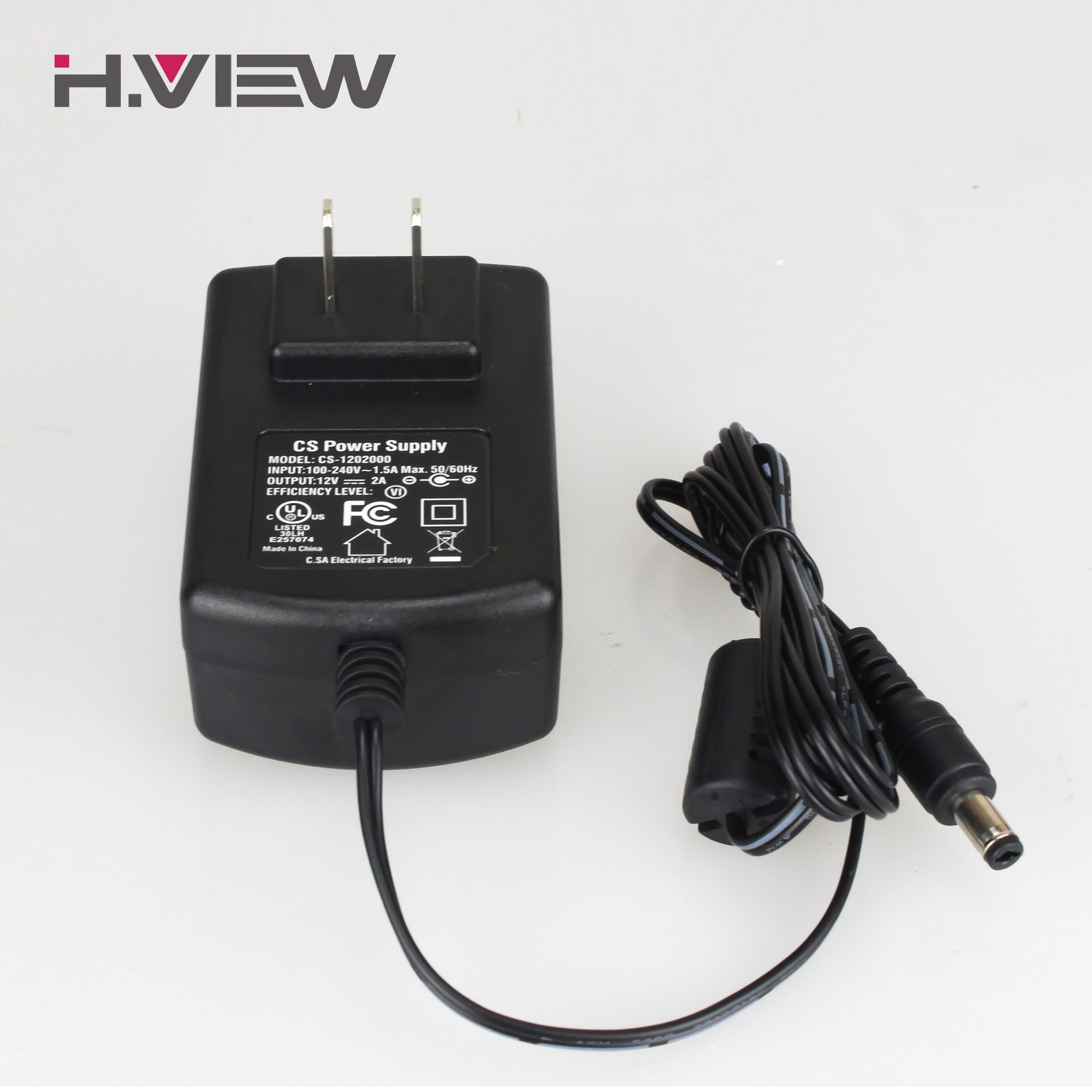 H.VIEW 12V 2A Power Supply For CCTV Camera System EU/UK/US/AU 12V DC Adapter FOR Security Camera system security uk us eu au 12 volt 1 amp power supply power adapter for cctv ir infrared night vision lamp dvr systems camera