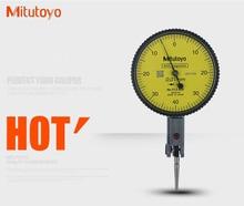 Mitutoyo Micrometer 513-404 Analog Lever Dial Indicator Dial Gauge Accuracy 0.01 Range 0-0.8mm diameter 40mm 32mm Measuring Tool shahe 160 250 mm dial bore gauge indicator dial guage bore measuring instrument