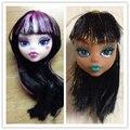 Детские игрушки демон монстр куклы с парик волос DIY аксессуары для монстр куклы для 1/6 BJD кукольный дом