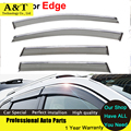 car styling Window Visors For Edge 2015 Sun Rain Shield Stickers Covers Car - Styling Awnings Shelters Fashion