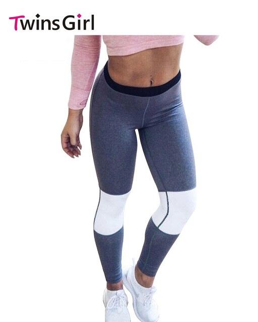 2017 Новые Моды для Женщин Поножи Legency Готический Фитнес Брюки Сексуальная Тощий Серый Высокая Эластичность Леггинсы Pantalones Mujer P1038