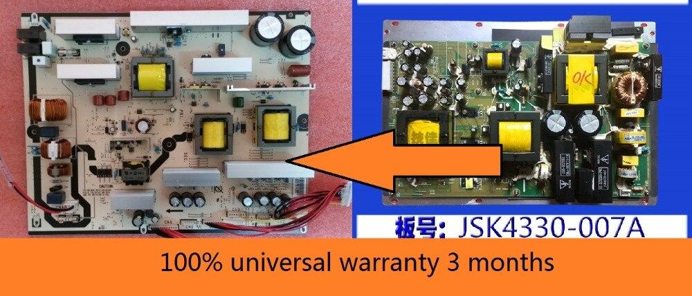 JSK4330-007 JSK4330-007A 100% New Universal Power Board 100% new rsag7 820 848a roh for hisense universal power board