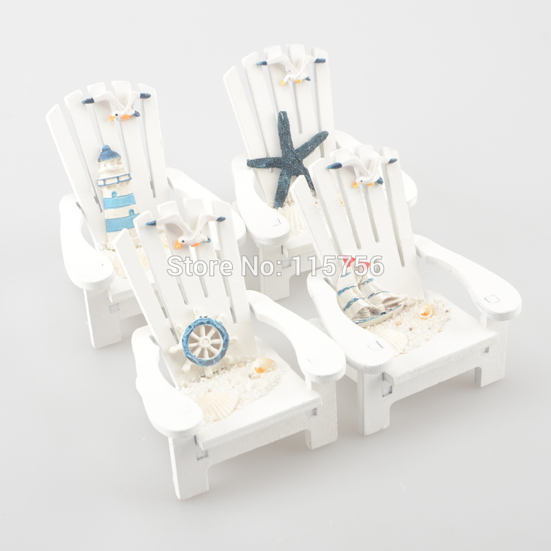 4pcs/lot Wooden Mini Beach Chairs Mediterranean style Wood home decor wooden  mini beach chair - Online Get Cheap Beach Chairs Wood -Aliexpress.com Alibaba Group