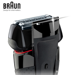 Image 4 - Braun Electric Razor Shaver 5030s For Men Rechargeable Blades High Quality Shaving Safety Quick Charge Reciprocating Triple Head