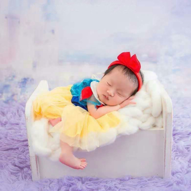Newborn Photography Cartoon Clothes Props Infant Baby Photoshoot