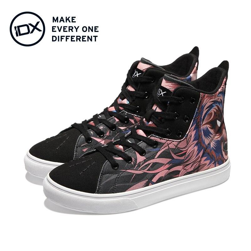 IDX Double face graffiti original fashion shoes(woman)IDX Double face graffiti original fashion shoes(woman)