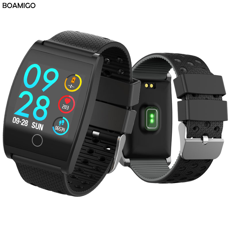 2018 Smart watch Bluetooth Smart Watch WristWatch digital sport watches for IOS Android Samsung phone Wearable Electronic Device 9 inch display p nair momo9 interstellar version touch screen capacitive screen 300 n3860b a00 page 7