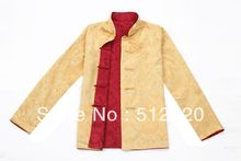 Shanghai Story Long Sleeve shirt Chinese Traditional clothing Two-sided wear tang suit mandarin collar reversible jacket 6 color