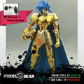 S-Temple Metal Club MetalClub MC model ST Gemini Saga Kanon Saint Seiya metal armor Myth Cloth Gold Ex Action Figure