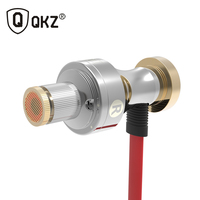 QKZ KD1 In Ear Earphone Audifonos Headset Special Edition Headset Clear Bass Earphones With Microphone Go