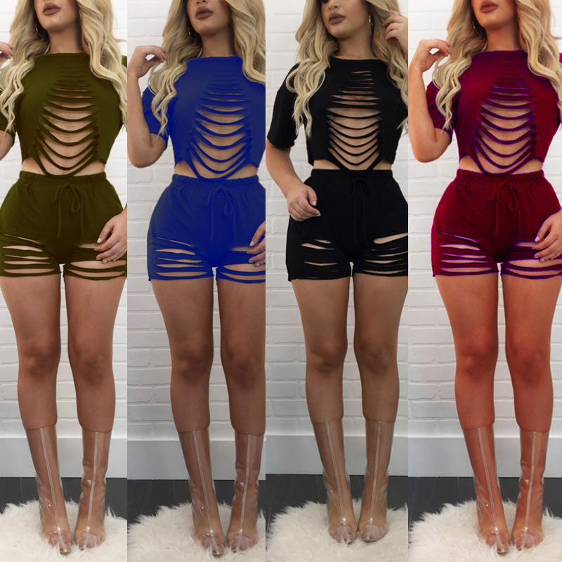 Sexy summer rompers