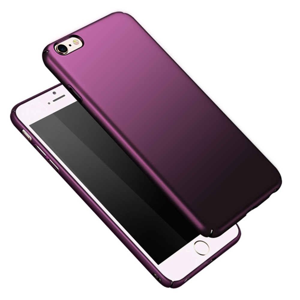 Luxury Hard Case For Funda Apple iphone 5 5S SE 6 6S 8 7 Plus Cover