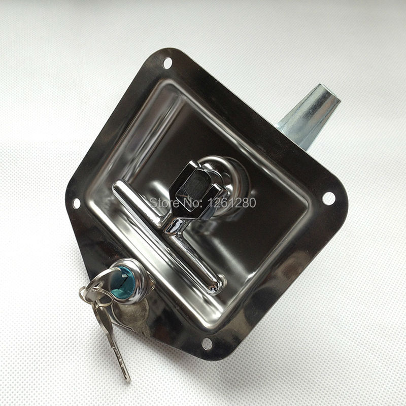 ФОТО free shipping  lock Door Hardware Distribution box  Electric cabinet lock air box pull Panel Lock tool engineering vehicle lock