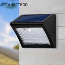 38 LED Solar Light Motion Sensor Outdoor Solar Powered Lamp Garden Light Waterproof IP65 Patio Garland Street Wall Solar Lights