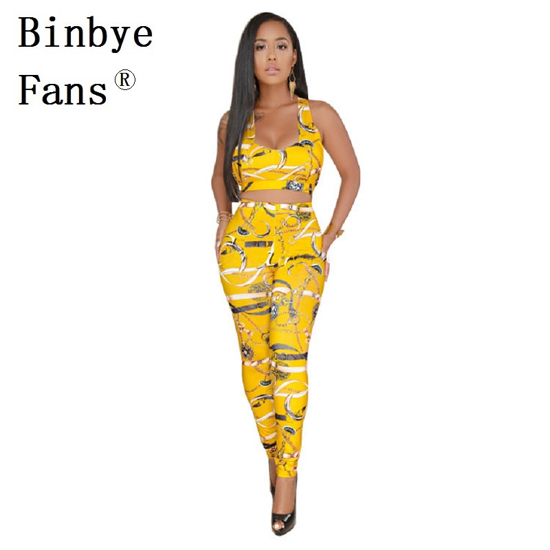 Binbye Fans Sweatsuits Crop Tops And Bodycon Pants Sweat Suit Casual Summer Outfits Two Piece Tracksuit Sexy 2 Piece Set CH425