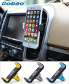 Universal car air vent mobile phone holder soporte para el teléfono inteligente Iphone 5S 6 6 más 6 s plus Galaxy S3 S4 S5 S6 Nota 4 5