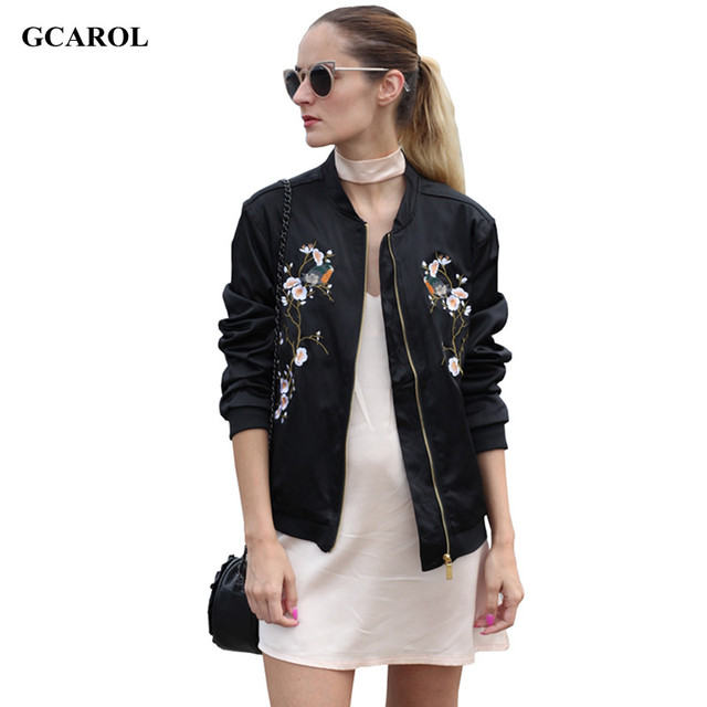 Mulheres new plum blossom floral bordado jaqueta moda estilo euro alta qualidade overszied casaco de alta qualidade para 4 temporada