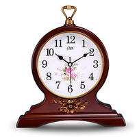 Digital Table Clock Antique Desk Clock Shabby Chic Vintage Style Office Accessories Decoration Masa Saati Desk Clock Table 50Y02