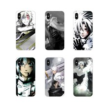 Accessories Phone Shell Covers anime d gray man allen For Xiaomi Redmi 4A S2 Note 3 3S 4 4X 5 Plus 6 7 6A Pro Pocophone F1(China)