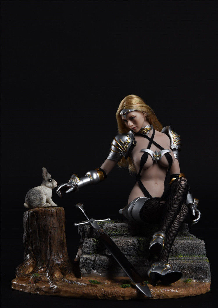 ad983873eb 1 6 Scale Sexy Female Clothes Set Lucifer LXF1702 Fiona Armor Clothes  Accessory for 12   Woman Action Figure-in Action   Toy Figures from Toys    Hobbies on ...