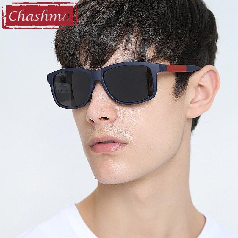 Chashma Gafas Sport myopia polaroid glasses men prescription occhiali da vista uomo con prescrizione Sunglasses Gold