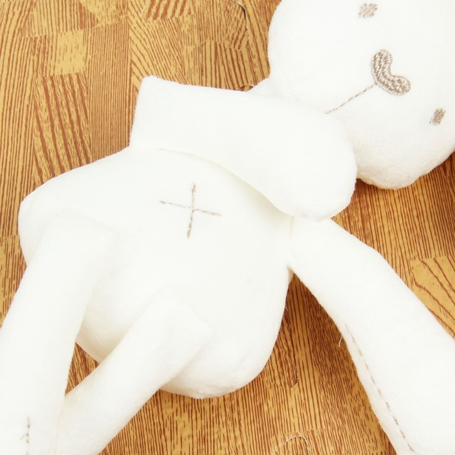 Bunny Sleeping Mate Plush Toy for Baby