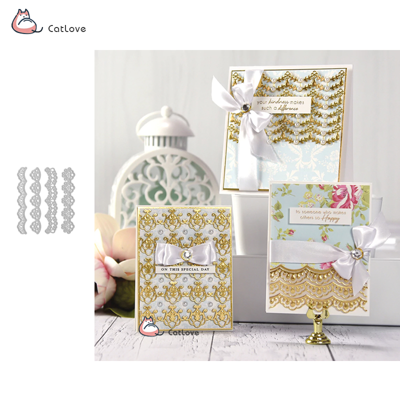 DIY Scrapbooking Album Paper Card Metal Cutting Dies Stencil Decor Craft Gift