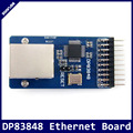 Waveshare DP83848 Ethernet Board RJ45 connector Physical Layer Transceiver Ethernet Module