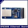 Waveshare DP83848 Ethernet Board RJ45 connector Physical Layer Transceiver Ethernet Module