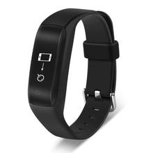 Yuntab сердечного ритма Мониторы C5 Беспроводной Bluetooth часы Смарт шагомер/сна Мониторы ing Фитнес трекер