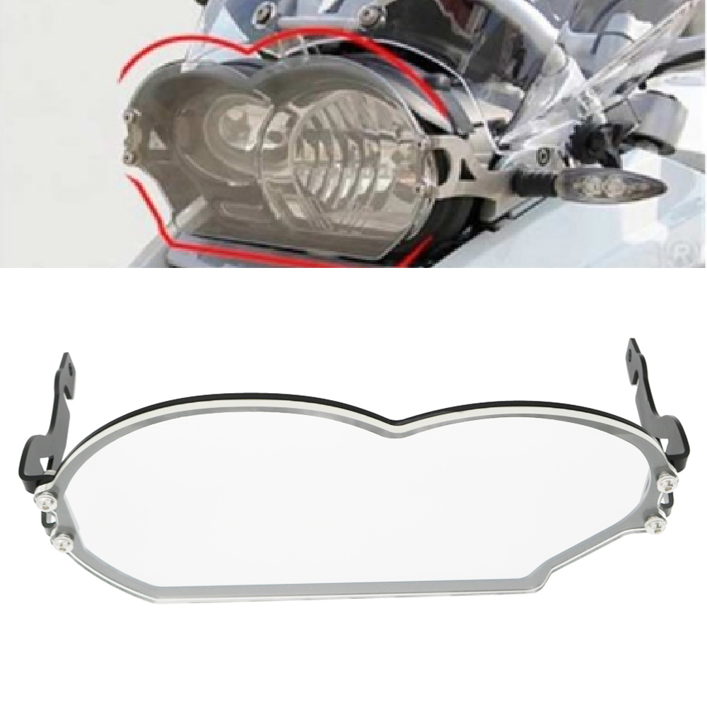For BMW R1200GS /& ADV R1200 GS oil cooled headlight guard cover protector
