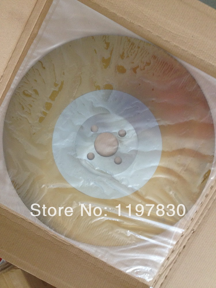 цена на Free shipping DM05/M2 hss saw blades for Steel pipes cutting professional TIN coating 315*32*3.0mm BW teeth profile