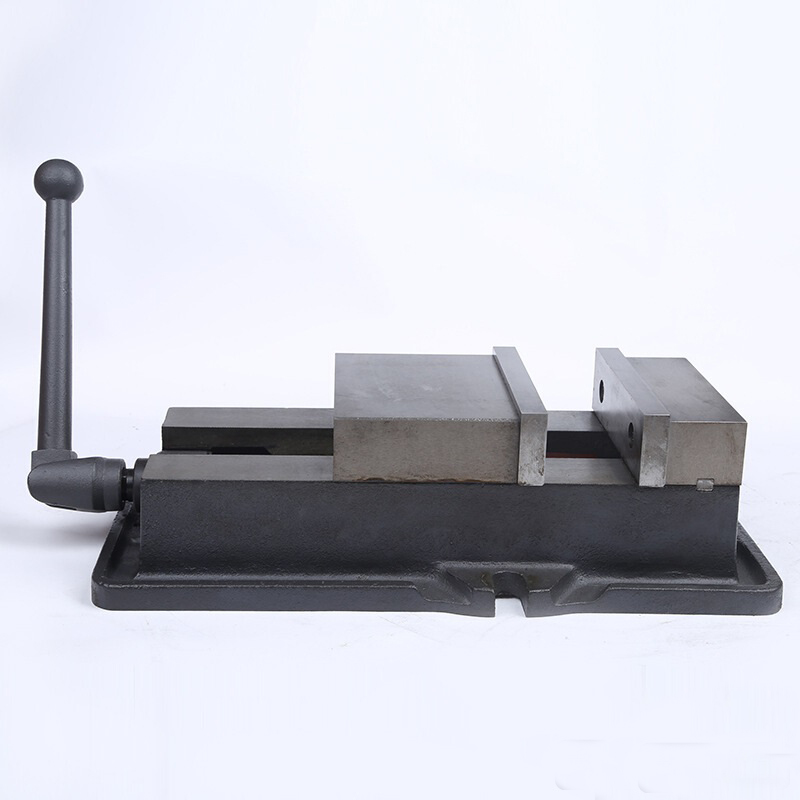 Machine vice 5 inch milling machine vise 125mm QM16 125 fix for sales