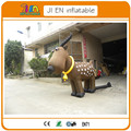 6ft High large outdoor christmas reindeer lights,decoration inflatable reindeer
