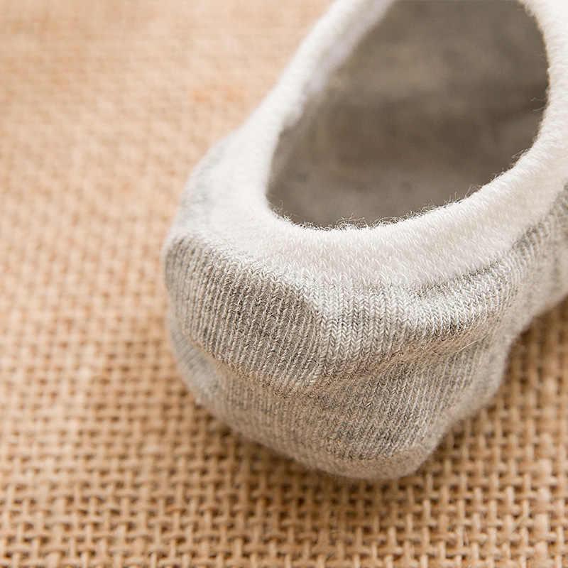 Whlyz YW хлопковые носки без шоу женские модные невидимые носки calcetines invisibles mujer skarpetki harajuku нескользящие носки с животными