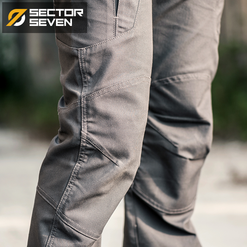 Image 4 - IX8 Waterproof tactical War Game Cargo pants mens silm Casual Pants mens trousers Army military Active pants-in Casual Pants from Men's Clothing