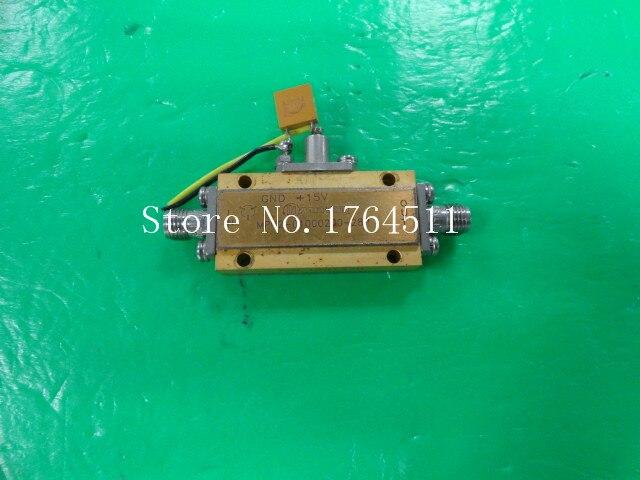 [BELLA] MITEQ MPN2-01000200-28P 1-2GHz 15V SMA Amplifier Supply