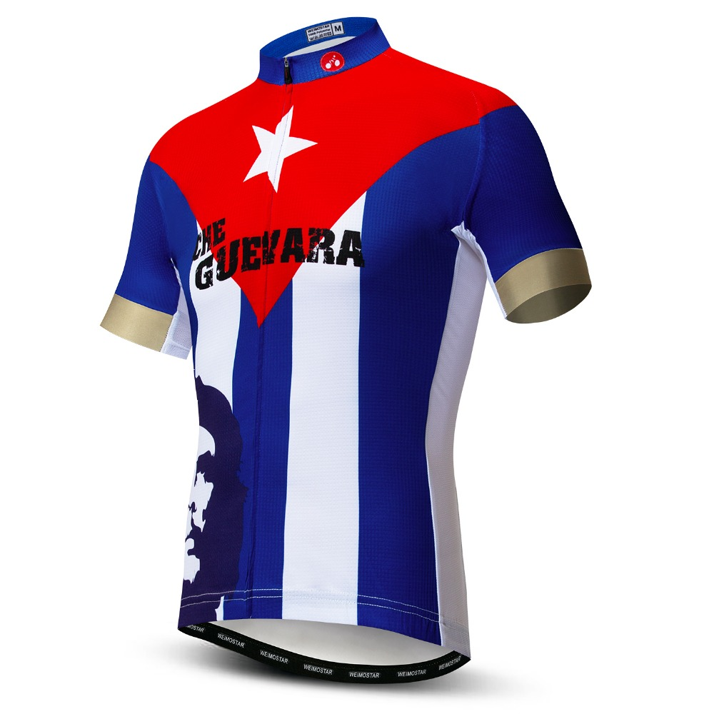 2b1577d32 Buy flag jersey cycling and get free shipping on AliExpress.com