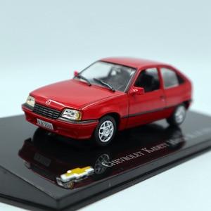 Image 4 - IXO 1:43 Different Years and Styles Chevrolet Chevette Monza/Amazona/Kadett Hatch/opala/Vectra/Celta/ Toys Car Diecast Models