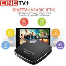 1 Year Best Arabic French Belgium Poland IPTV 2018 NEW CSA96 Smart TV