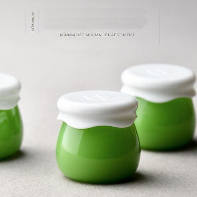 3 sztuk/zestaw 10 ml krem pole krem Sub butelkowanie butelka na owoce pudełko akrylowa butelka na kosmetyki pusta butelka PP materiał hurtownie BQ236